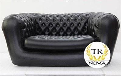 Piepūšams divvietīgs dīvāns pasākumiem gatavs nomai un īrei