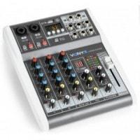 Miksēšanas pults VONYX 4-channel mixer