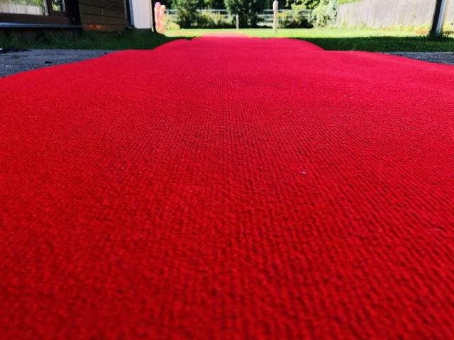 Sarkanais paklājs