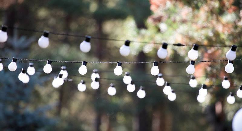 LED lampiņu virtene