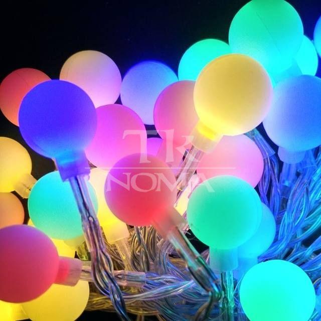 Krāsainās lampiņas