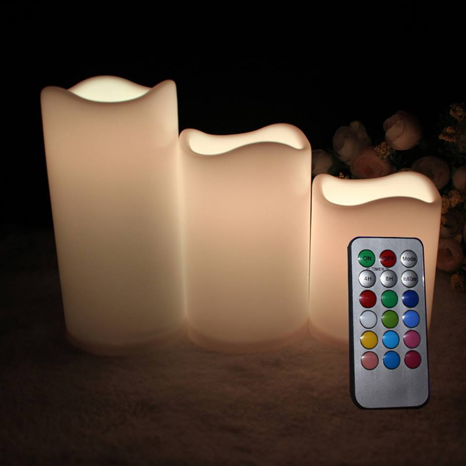 LED sveces