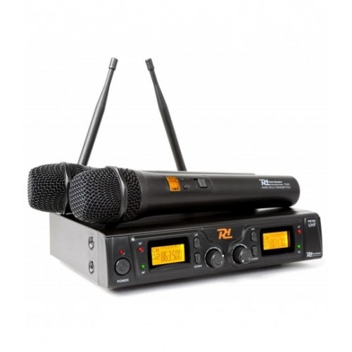 RADIO MIKROFONS