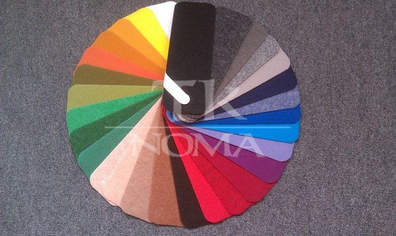Paklāju krāsas noma