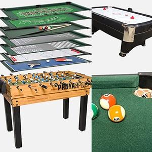 Spēles un spēļu galdi