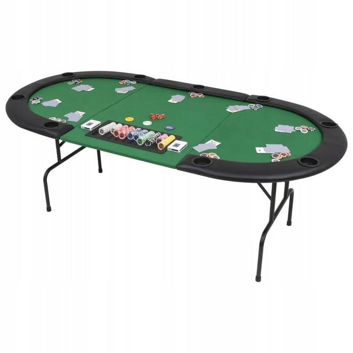 Pokera galds uz kājām īre