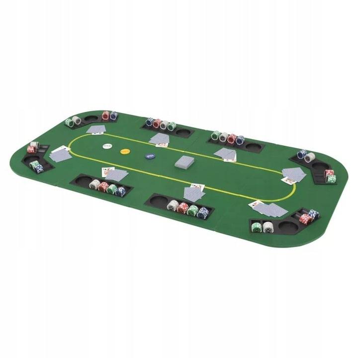 Pokera galda virsma pasākumiem