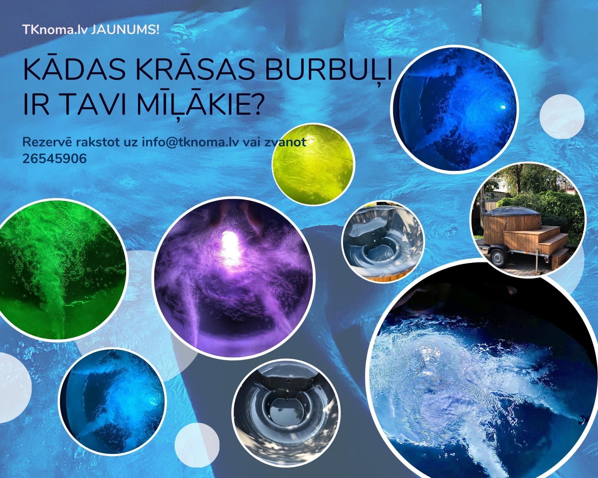tknoma kubla jautājuma paklāts kādas krāsas burbuļi ir tavi mīļākie